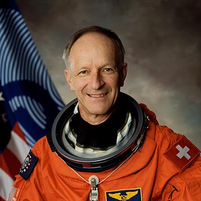 Prof. Claude Nicollier